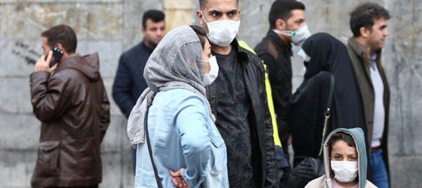 کورونا ایک ہی دن میں اسپین میں 385، ایران میں 122 زندگیاں نگل گیا