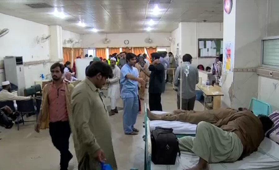 پاکستان میں کورونا کیسز کی تعداد 495، پمز میں تیسرا مریض صحت یاب