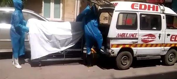 پنجاب ، سندھ ، کورونا ، مزید 3، 3 مریض ، جاں بحق ، لاہور ، 92 نیوز