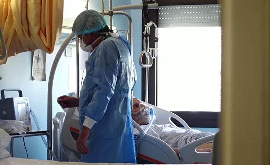 کورونا وائرس سے آج کے روز 3ہزار سے زائد افراد ہلاک