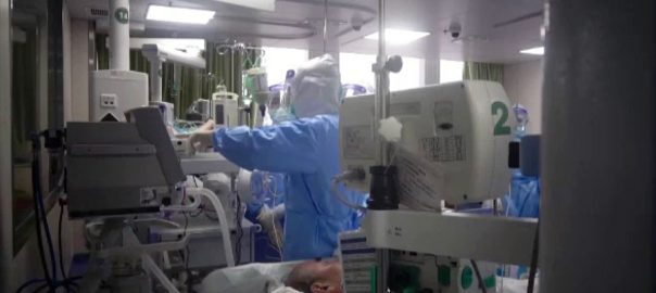 کرونا وائرس ، دنیا بھر ، اموات 3586 ، چین ، امریکا ، فرانس ، ووہان ، 92 نیوز