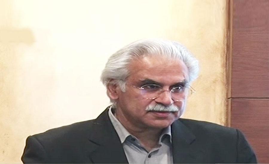 چین نے مشکلات کے باوجود پاکستان کا ساتھ دیا جس کیلئے مشکور ہیں ، ڈاکٹر ظفر مرزا