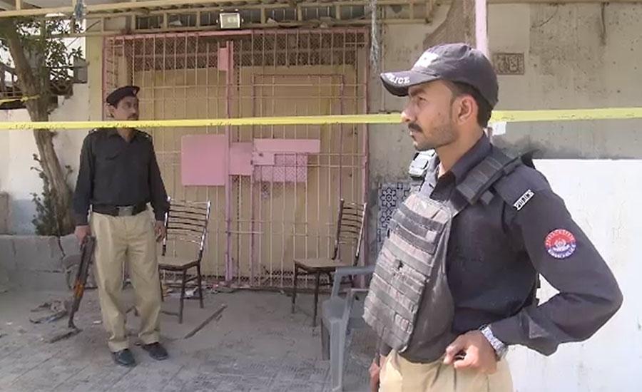 دعا اور بسمہ کو کیماڑی میں واقع ایک بلڈنگ میں رکھا گیا تھا ، کراچی پولیس