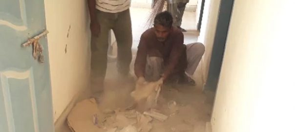 حیدرآباد ، قرنطینہ سنٹر ، صفائی عملہ ، سہولیات سے محروم ، 92 نیوز