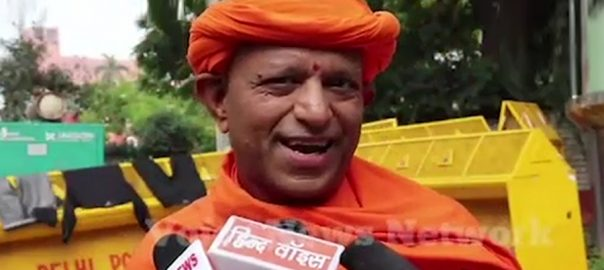 hindu بھارت  قتل عا  مذہبی رہنما  نئی دہلی  92 نیوز نریندر مودی 