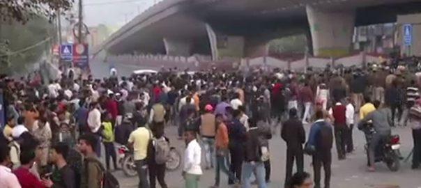 نئی دہلی فسادات ، پولیس ، جان بوجھ کر ، مسلمانوں ، ٹارگٹ ، امریکی اخبار
