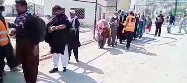 iran border ایران  زائرین  کوئٹہ  92 نیوز بلوچستان حکومت