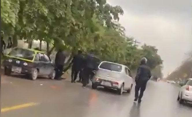 اسلام آباد آئی ایٹ میں ڈکیتی ، ہلاک ہونے والا ڈکیت اشرف وفاقی پولیس کا سابق اہلکار نکلا