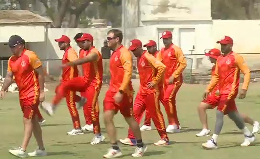 اسلام آباد یونائیٹڈ کے غیر ملکی کھلاڑی اپنے ممالک کو روانہ