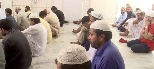پاکستان ، کورونا ، پھیلاؤ، نماز جمعہ ، خصوصی حفاظتی اقدامات