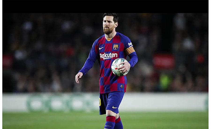 کورونا کے وار ، بارسلونا کا کھلاڑیوں کی بھاری تنخواہوں میں 70 فیصد کٹوتی کا فیصلہ