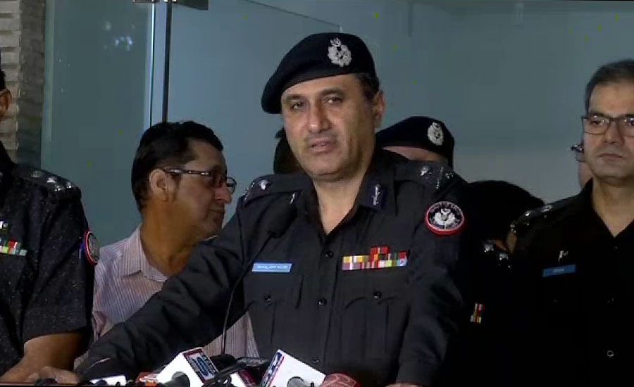 کراچی میں پولیس اور حساس اداروں کی کارروائی ، اسلحہ کی بھاری کھیپ برآمد