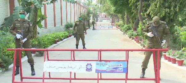 punjab police کورونا وائرس پنجاب پولیس ملتان 92 نیوز پولیس اہلکار