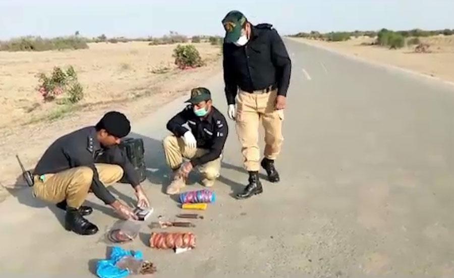 راجن پور میں سکیورٹی فورسز نے دہشت گردی کا منصوبہ ناکام بنا دیا ، 3 دہشت گرد گرفتار