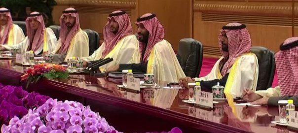 سعودی عرب ، سعودی ولی عہد ، بغاوت ، کچلنے ، کریک ڈاؤن ، جاری