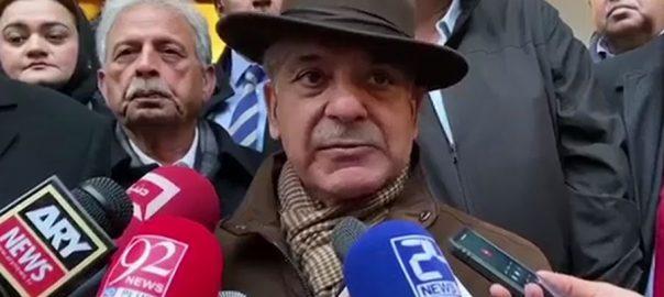 شہباز شریف ، پٹرولیم لیوی ، بڑھانے ، تحقیقات ، مطالبہ