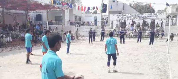 حیدرآباد ، آل پاکستان شوٹنگ بال ٹورنامنٹ ، انعقاد ، 70 ٹیمیں شریک ، 92 نیوز