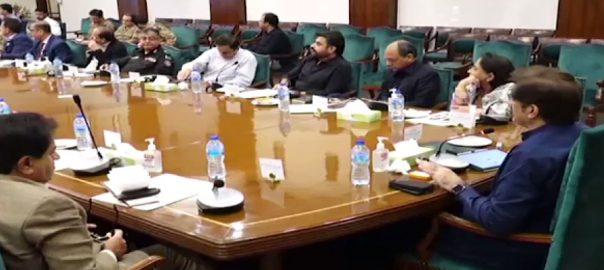 سندھ ، آج رات ، لاک ڈاؤن ، وزیراعلیٰ مرادعلی شاہ ، باضابطہ اعلان ، کراچی ، 92 نیوز