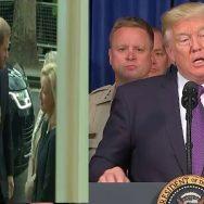 امریکی صدر ، برطانوی شاہی جوڑے ، سکیورٹی ، اخراجات ، انکار