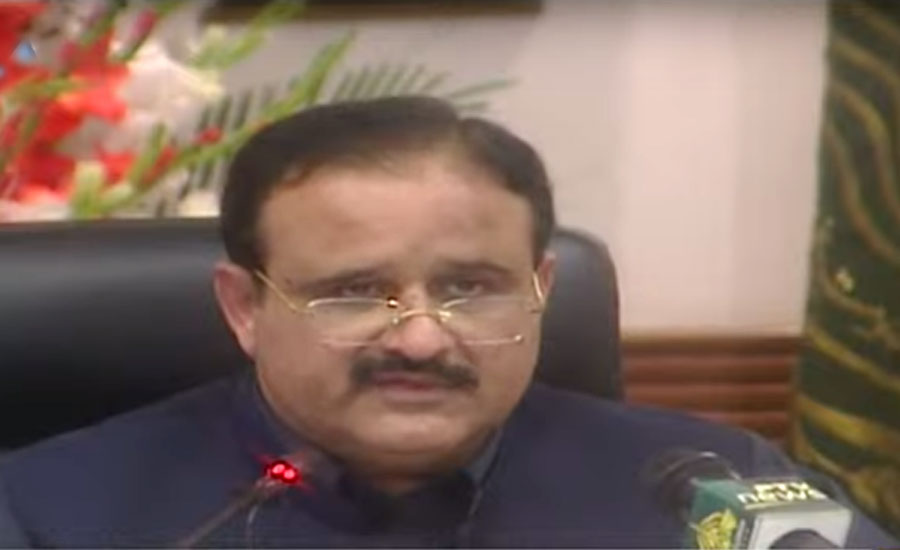 وزیراعلیٰ پنجاب نے پولیس میں 10 ہزار کانسٹیبل بھرتی کرنے کی منظوری دے دی