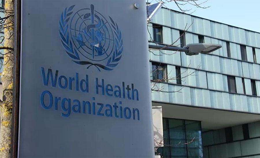 عالمی ادارہ صحت نے کرونا وائرس کو ''عالمی وبا'' قرار دے دیا
