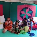 نئی دہلی میں مسلم کش فسادات ، ہزاروں مسلمان عارضی کیمپوں میں رہنے پر مجبور