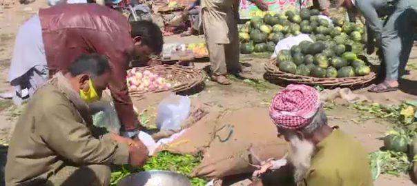 فیصل آباد ، سبزی منڈیوں ، کورونا ، بچاؤ ، انتہائی ناقص انتظامات ، 92 نیوز