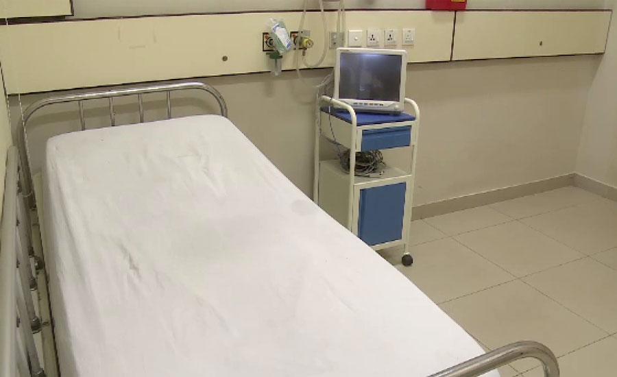 کورونا وائرس کے بڑھتے کیسز، سندھ کے اسپتالوں میں وینٹی لیٹرز کی کمی