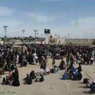 چمن ، پاک افغان سرحد ، دوسرے روز ، افغان باشندوں کیلئے کھلی ، 92 نیوز