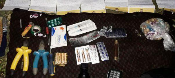 سکیورٹی فورسز ، شمالی وزیرستان ، مہمند ، 2 کامیاب آپریشنز ، 7 دہشتگرد ہلاک ، راولپنڈی ، 92 نیوز