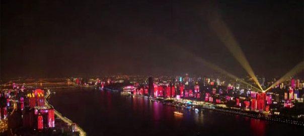 چین ، شہر ، ووہان ، 76 روز ، لاک ڈاؤن ، ختم