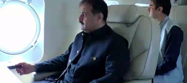 وزیراعلیٰ بزدار ، ملتان ، ساہیوال ، کمالیہ ، میاں چنوں ، لاہور ، فضائی دورہ ، 92 نیوز
