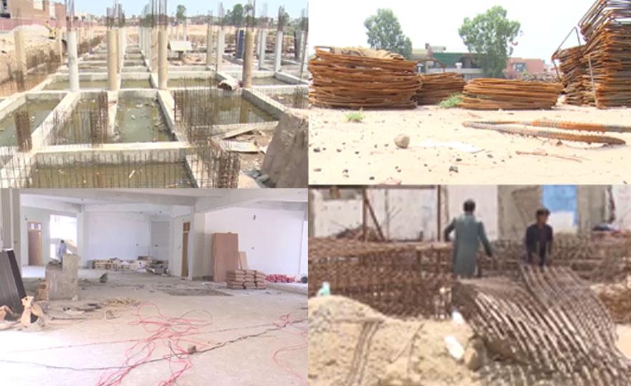 وفاقی کابینہ نے تعمیراتی شعبے کے لیے آرڈیننس کی منظوری دے دی