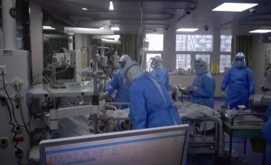 دنیا بھر میں کورونا سے ہلاکتوں کی تعداد 13 لاکھ 17 ہزار سے بڑھ گئی