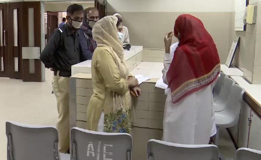 گورنر سندھ کے اعلان کے مطابق کورونا ٹیسٹنگ لیب قائم نہ ہو سکی