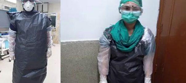 کراچی، سندھ ، اسپتالوں ، طبی عملہ ، حفاظتی سامان ، محروم