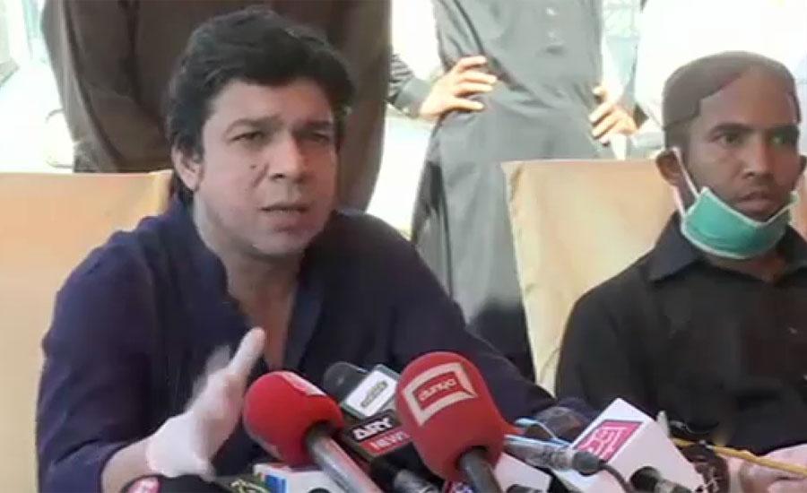 سندھ حکومت اپنی نااہلی کے باعث کورونا وائرس کو پھیلا رہی ہے ، فیصل واوڈا