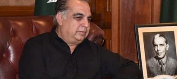 گورنر سندھ ، دوسرا ، کورونا ٹیسٹ ، مثبت