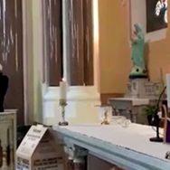 آئرلینڈ ، چرچ ، خصوصی دعا ، اذان ، حاضرین ، کیفیت طاری ، بیلی ہانس ، 92 نیوز