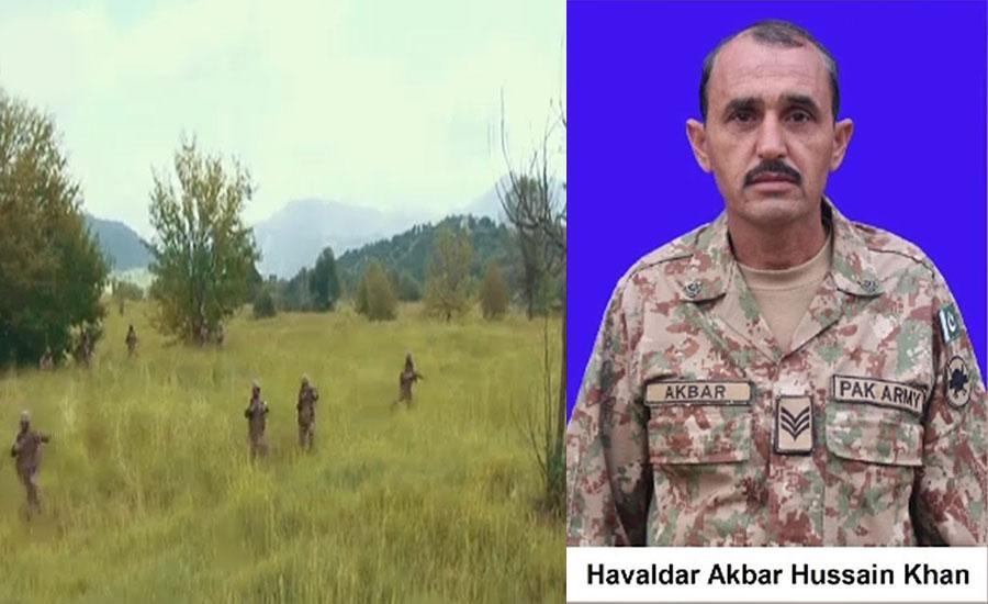 وزیرستان کے علاقے میران شاہ میں سکیورٹی فورسز کے ساتھ جھڑپ میں 5 دہشتگرد مارے گئے