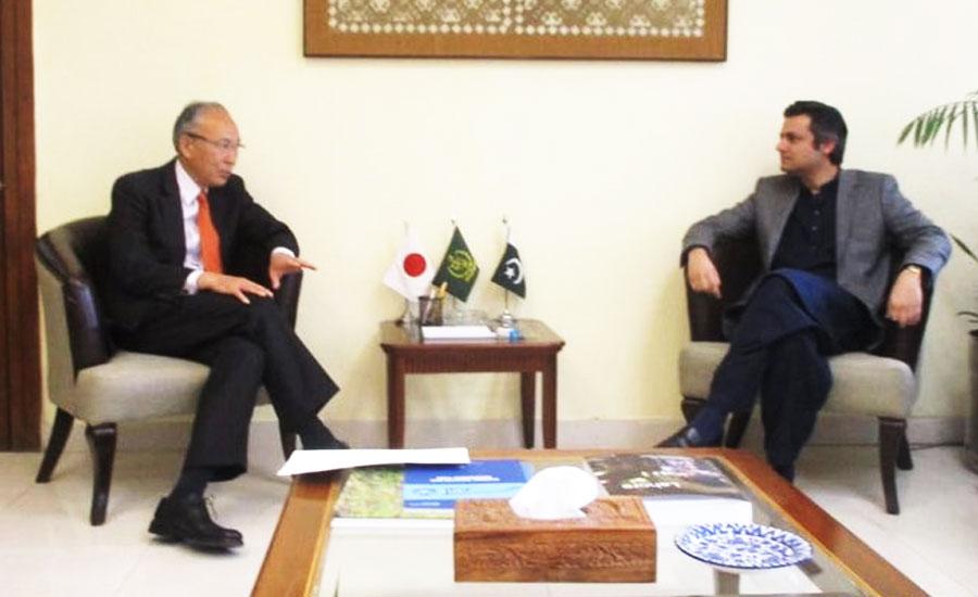 کورونا سے نمٹنے کیلئے جاپان کا پاکستان کیلئے امداد کا اعلان
