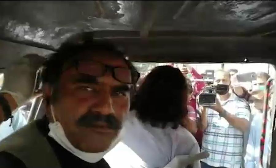 گزشتہ روز گرفتار کیے گئے تاجروں کی درخواست ضمانت مسترد