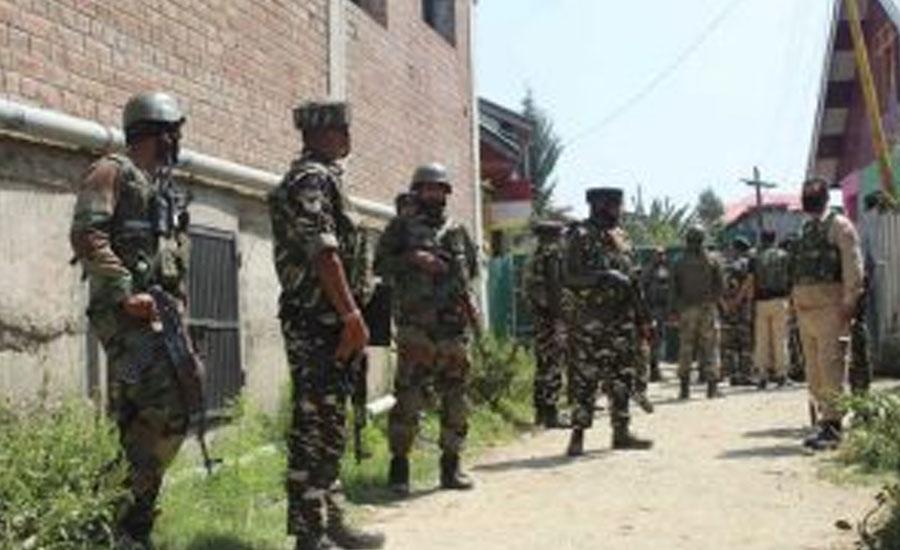 بھارت کی مقبوضہ کشمیر میں ریاستی دہشت گردی ، گھر گھر تلاشی کے دوران 2 کشمیری نوجوان شہید