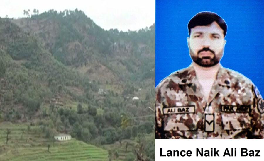 بھارتی فوج کی ایل او سی کے رکھ چکری سیکٹر پر فائرنگ ، 3 افراد شہید
