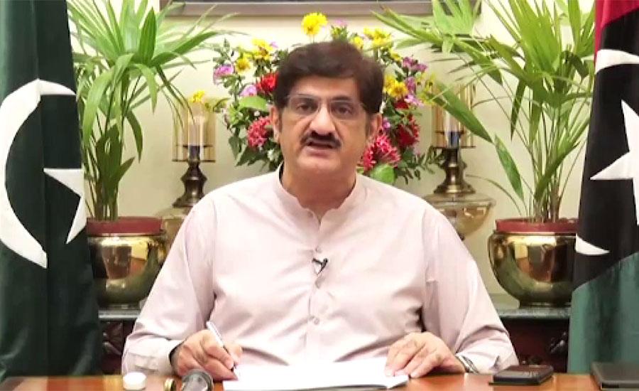 کورونا کے حوالے سے آج بھی اچھی خبر نہیں ، صورتحال تشویشناک ہے ، مراد علی شاہ