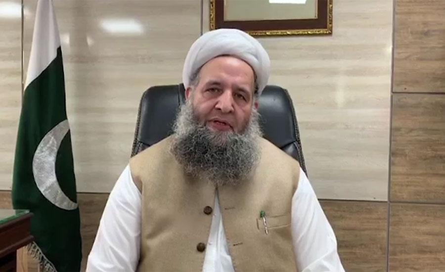 قادیانی جماعت آئین کو تسلیم کرکے ہی کسی کمیٹی یا کمیشن میں شامل ہو سکتی ہے ، پیر نور الحق قادری