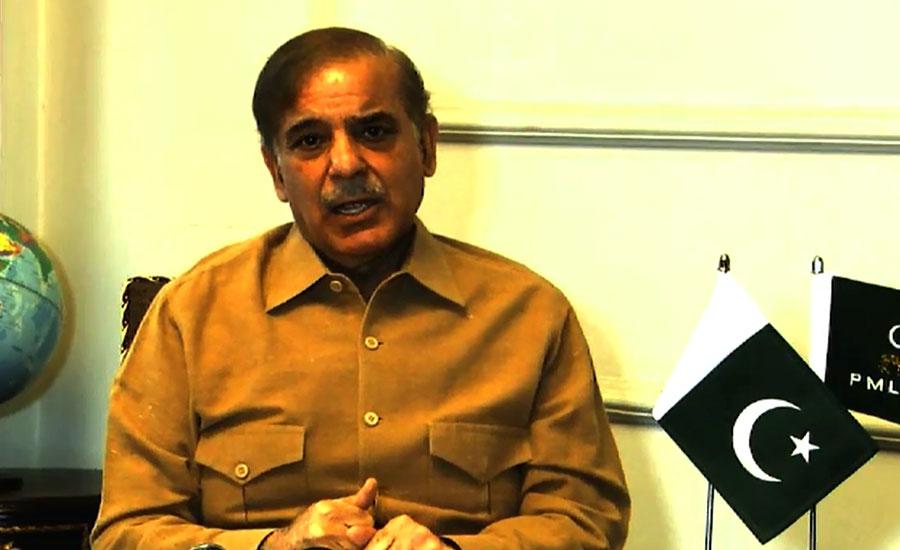 شہباز شریف کا منی لانڈرنگ کیس میں کل لاہور ہائیکورٹ میں پیش نہ ہونے کا فیصلہ
