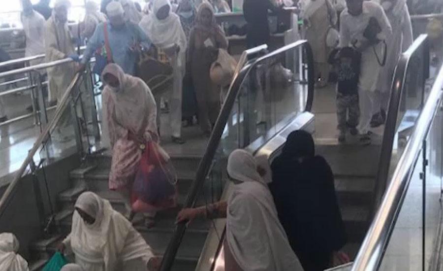 بیرون ملک پھنسے پاکستانیوں کی واپسی ، حکومت کا مزید 20 خصوصی پروازیں چلانے کا فیصلہ