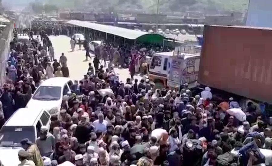 افغانستان میں پھنسے مزید 426 پاکستانیوں کی طورخم بارڈر کے راستے وطن واپسی