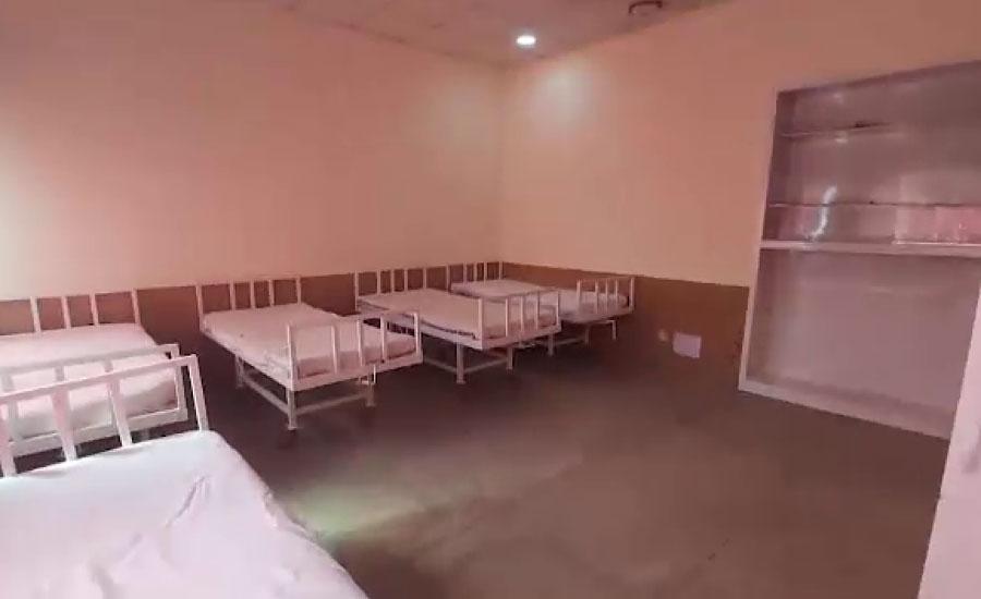 ملک کے اسپتالوں میں وینٹی لیٹرز کی کمی ، سپریم کورٹ میں جمع رپورٹس نے بھانڈا پھوڑ دیا